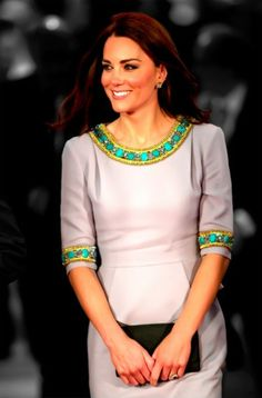 HRH The Duchess of Cambridge - Kate Middleton