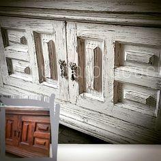 Home decor by ch... el mueble #homedecor #fleurpaint #chbycarolacoch