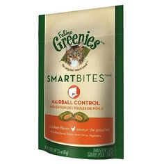 Hairball Control Greenies Smartbites Chicken 21 oz Pack of 3 >>> Learn more by visiting the image link.(This is an Amazon affiliate link and I receive a commission for the sales)