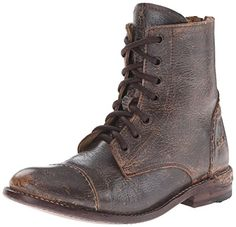 bed stu Womens Laurel Boot Teak Lux 9 M US ** Read more at the image link. (This is an affiliate link) #WomensAnkleandBootieBoots