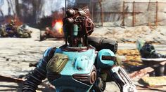 FALLOUT 4 Automatron Trailer (PS4 / Xbox One)