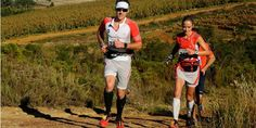 The Greylings at AfricanX Trailrun