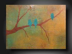 Art Abstract original  painting  JMJARTSTUDIO 18 X 24 Inches-Mettallic---Among us ------Textured on Etsy, 81,17€