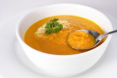 Healthy Cream of Carrot Soup Recipe | The Dr. Oz Show