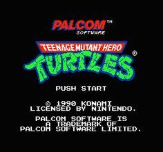 NES Teenage Mutant Ninja Turtles - own it