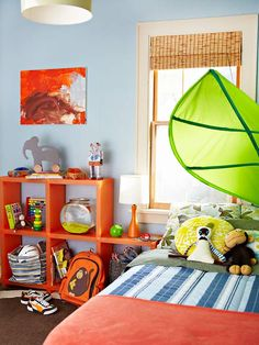 attractive boys room ideas