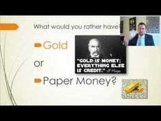 We Heading For The Biggest Economic Crises Ever - Paper Money Or Gold? - My Inspired Media