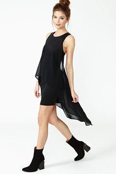 Twin Shadow Dress