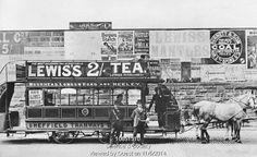 A Sheffield Tramways Horse Tram. South Yorkshire Transport, Sheffield England, Historical Images, Derbyshire, Public Transport, Pinterest Marketing, Old Photos, Bobs, Media Marketing