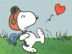 Snoopy por Charles Schulz www.peanuts.com