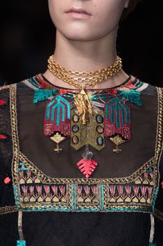 Valentino Spring 2014 - Details