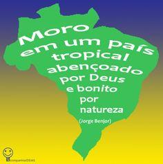 país tropical - jorge ben