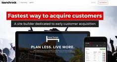 Launchrock, la via più breve per acquisire clienti