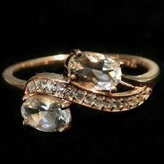 Morganite Ring www.etsy.com/listing/456134480