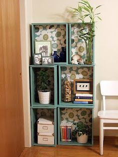 DITCH THE DRESSER. SAVE YOUR OLD DRAWERS!