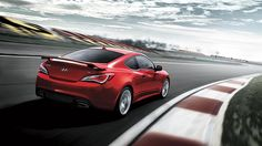 2015 GENESIS COUPE ULTIMATE REAR SPOILER Visit http://www.hyundaigreenvalley.com/