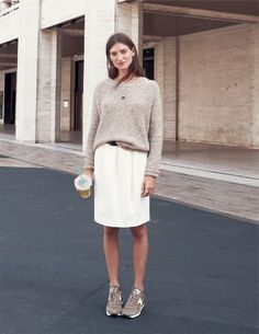 fall-whites-neutrals-greige-sweaters-skirts-sneakers-via-rstyle.com