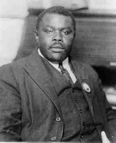 Marcus Garvey, 1920