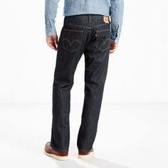 Levi's 559 Relaxed Straight Jeans (Big & Tall) - Men's 56x32
