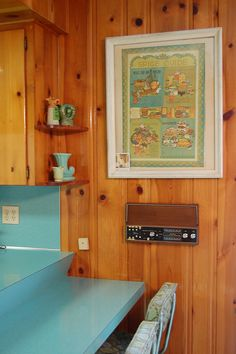 1950s knotty pine kitchens | immediately called our realtor who refused to show it to me because ...