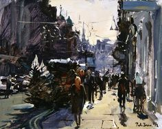 Peter Brown - exhibition in February