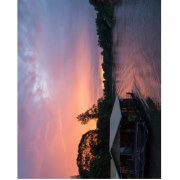 Sunset on the River Kwai in Thailand Puzzle The River, Thailand, Sunsets, Northern Lights, Puzzle, Nature, Travel, Sunset, Postcards