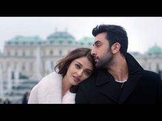 The teaser of Ranbir Kapoor, Aishwarya Rai Bachchan and Anushka Sharma starrer 'Ae Dil Hai Mushkil' is out and it will make you feel the love around you. Bollywood Quotes, Bollywood Songs, Bollywood Actors, Ranbir Kapoor, Dear Zindagi, One Sided Love, Unrequited Love, Karan Johar