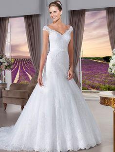 Vestido de noiva modelo: Josephine