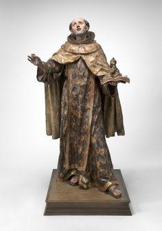 Spanish Polychrome Sculpture