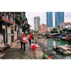 2015.06.10,告別沙坡尾。  #Fujian #Fokien #Xiamen #Amoy #Shapowei #seekthehorizon