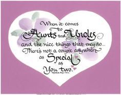 Super diy gifts for aunts and uncles valentines day 19 Ideas Valentines Day Sayings, Valentines Day Greetings, Valentine Quote, Uncle Poems, Uncle Quotes, Birthday Quotes For Aunt, Uncles Day, Birthday Themes For Adults, Uncle Gifts