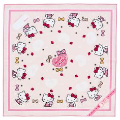 Hello Kitty large cross (Jewel cut) Sanrio online shop - official mail order site