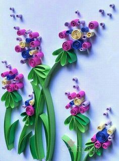 1348 best images about I love QUILLING on Pinterest