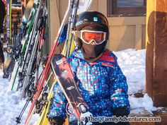 Tips for Planning Family Ski Trip for First-Timers