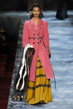 Marc Jacobs Turns the Volume Back Up for Fall 2015 - Fashionista