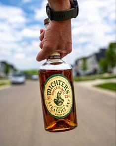Michter's Single Barrel Rye Rye Whiskey, Jack Daniels Whiskey, Whiskey Bottle, Barrel, Drinks, Drinking, Beverages, Barrel Roll, Barrels