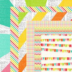 Free Play! Paper Pack from Harper Finch