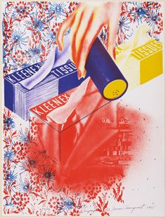 James Rosenquist (American, born Title: Campaign, 1966 Medium: Prints and multiples, Color Lithograph Edition: Ed. of 26 Size: 29 x 22 in. Oldenburg, Art Pop, Hamilton, West Islip, Wessel, Jim Dine, Kunst Poster, Pop Culture References, Print Advertising