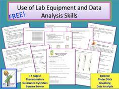 Classroom Freebies: Science Lab: Use of Lab Equipment