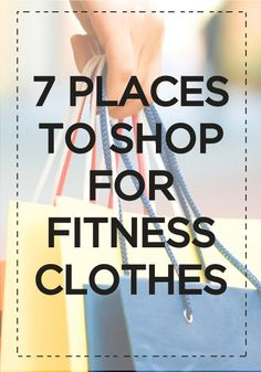 Fitness clothes can be hard to find at an affordable price – use this great guide to buying fitness clothes.