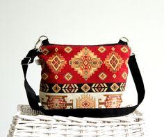Canvastaschen - Tägliche gewebten Tasche - ein Designerstück von bayanhippo bei DaWanda
