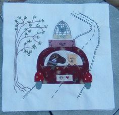 """Lynette Anderson design from """"It's Quilting Cats and Dogs"""""""