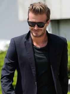 David Beckham love him!