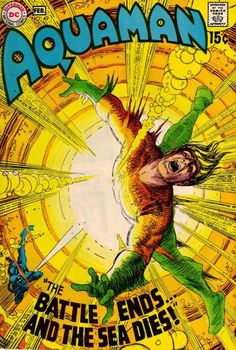 Cover for Aquaman (1962 series) #49