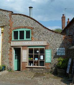 The Smoke House - #Cley-next-the-sea, Norfolk UK