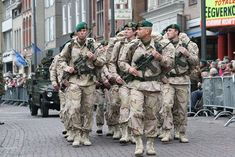dutch military forces   ... Dutch army Netherlands land ground forces technical data sheet - Army