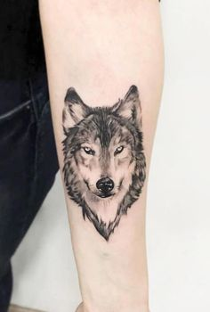 It is undeniable that wolves are one of the most common popular figures in demand when it comes to tattoos. To help you make the ultimate decision on the design, we compiled some of the best wolf tattoos around. Best Wolf Tattoos, Wolf Tattoos For Women, Tattoos For Guys, Wolf Tattoo Sleeve, Best Sleeve Tattoos, Tattoo Wolf, Small Wolf Tattoo, Wolf Tattoo Meaning, Wolf Tattoo Design