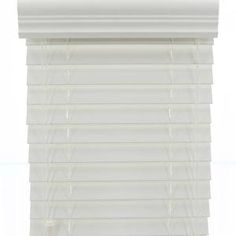 """2"""" Express Faux Wood Blinds 5345"""