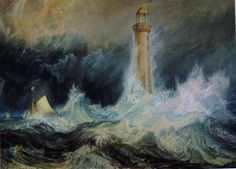 Joseph Mallord William Turner 'Stormy Sea', c.1830