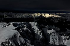 Still dark Romania, Mount Everest, Mountains, Landscape, Dark, City, Nature, Pictures, Travel